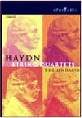 Joseph Haydn - Quartetti per Archi - The Lindsays (2 Dvd)