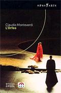Claudio Monteverdi - L'Orfeo (2 Dvd)