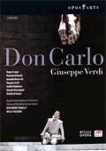 Giuseppe Verdi - Don Carlo (Don Carlos) (2 Dvd) (1998)