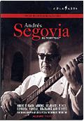 Andres Segovia - Ritratto