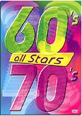 All Stars 60's & 70's (3 DVD)
