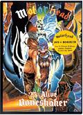 Motorhead - 25 & Alive Boneshaker (DVD + CD)