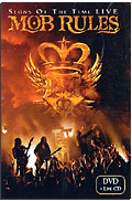Mob Rules - Signs of the Time - Live (DVD + CD)