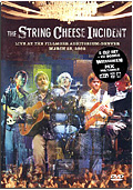 String Cheese Incident - Live at the Filmore (2 DVD)