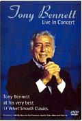 Tony Bennett - Live in Concert