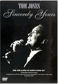 Tom Jones - Sincerely Yours (DVD + CD)