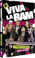 MTV Viva La Bam - Stagione 4 & 5 (3 DVD)