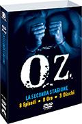 Oz - Stagione 2 (3 DVD)