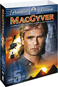 MacGyver - Stagione 5 (6 DVD)