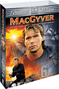 MacGyver - Stagione 6 (6 DVD)