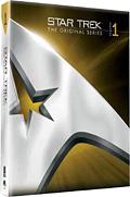 Star Trek - La Serie Classica Rimasterizzata - Stagione 1 (7 DVD)