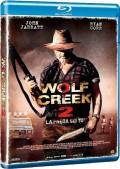 Wolf Creek 2 - La preda sei tu (Blu-Ray)