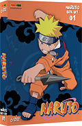 Cofanetto Naruto, Vol. 1 (6 DVD)