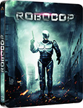 RoboCop - Limited Steelbook (Blu-Ray) (Import UK, Audio Italiano)