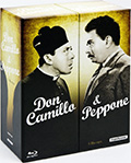 Cofanetto Don Camillo & Peppone (5 Blu-Ray Disc) (Import, Audio Italiano)
