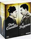 Cofanetto Don Camillo & Peppone (5 Blu-Ray Disc) (Import, Audio Italiano)