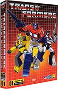 Transformers - Stagione 1, Vol. 1 (2 DVD)