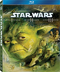 Star Wars - Prequel Trilogy (Blu-Ray Disc) (3 Dischi)