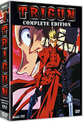 Trigun - Complete Edition Box Set (4 DVD)