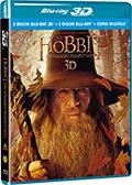 Lo Hobbit: Un viaggio Inaspettato 3D (Blu-Ray 3D + Blu-Ray Disc) (4 Dischi)