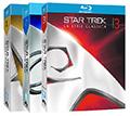 Star Trek - La Serie Classica Rimasterizzata - Serie Completa, Stagioni 1-2-3 (21 Blu-Ray Disc)