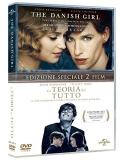 Cofanetto: The danish girl + La teoria del tutto (2 DVD)