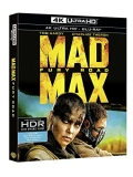 Mad Max - Fury road (Blu-Ray 4K UHD + Blu-Ray)