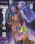 Mobile Suit Gundam - The Origin III - Dawn of rebellion (First Press) (Blu-Ray Disc)