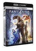 I fantastici quattro (Blu-Ray 4K UHD + Blu-Ray)