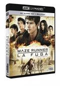 Maze Runner - La fuga (Blu-Ray 4K UHD + Blu-Ray)