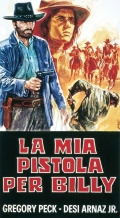 La mia pistola per Billy (Blu-Ray)