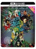 Suicide Squad - Limited Steelbook (Blu-Ray 4K UHD + Blu-Ray Disc)