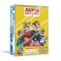 Cofanetto: Alvin Superstar 2 + Scrat Superstar (2 DVD)