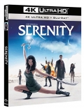 Serenity (Blu-Ray 4K UHD + Blu-Ray)