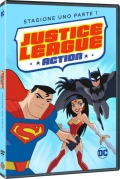 DC Justice League Action - Stagione 1, Vol. 1 (2 DVD)