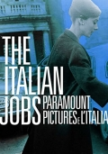 The italian jobs - Paramount Pictures e l'Italia (DVD + Libro)