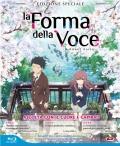 La forma della voce - Special Edition (First Press) (Blu-Ray)