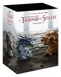Il Trono di Spade - Stagioni 1-7 Stand Pack (34 DVD)