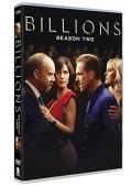 Billions - Stagione 2 (4 DVD)