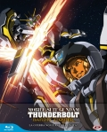 Mobile Suit Gundam Thunderbolt The Movie - Bandit Flower (First Press) (Blu-Ray)