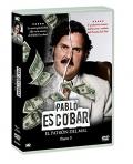 Pablo Escobar: El patron del mal - Parte 3 (5 DVD)