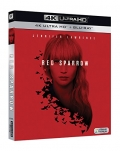 Red Sparrow (Blu-Ray 4K UHD + Blu-Ray)
