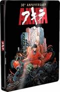 Akira - 30th Anniversary Edition - Limited Steelbook (Blu-Ray Disc + DVD)