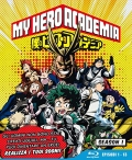 My Hero Academia - Season 1 - Limited Edition (3 Blu-Ray)