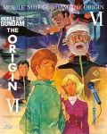 Mobile Suit Gundam - The Origin VI - Rise of the Red Comet (First Press) (Blu-Ray)