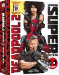 Deadpool 2 - Booklet Edition (2 Blu-Ray + Booklet inglese)