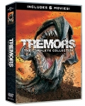 Tremors 1-6 Collection (6 DVD)