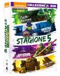 Teenage Mutant Ninja Turtles - Stagione 5 (4 DVD)