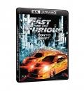 The fast and the furious - Tokyo Drift (Blu-Ray 4K UHD + Blu-Ray)