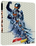 Ant-Man and The Wasp - Limited Steelbook (Blu-Ray 3D + Blu-Ray Disc)